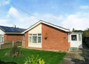 2 bed detached bungalow for sale in New Crescent, Cherry Willingham, Lincoln LN3