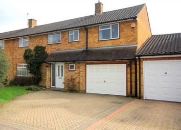 Thumbnail 5 bed semi-detached house for sale in Ellingham Road, Hemel Hempstead Industrial Estate, Hemel Hempstead