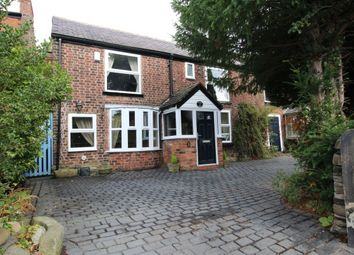 Thumbnail 4 bed semi-detached house for sale in Bredbury Green, Romiley, Stockport