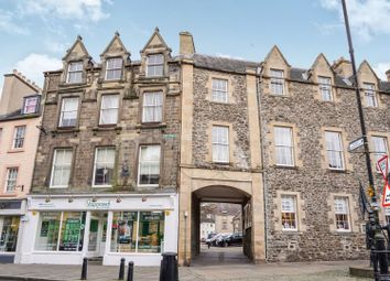 Thumbnail 2 bed flat for sale in High Street, Hawick