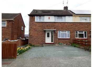 Thumbnail 3 bed semi-detached house for sale in St. Hildas Way, Gravesend