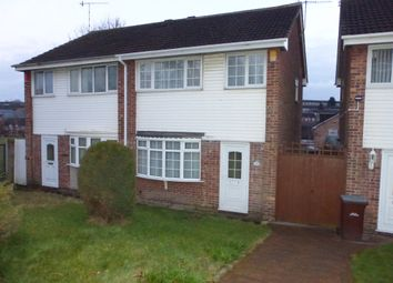 Thumbnail 3 bed semi-detached house for sale in Beauclerk Drive, Nottingham