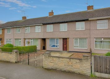Thumbnail 3 bed terraced house to rent in Wharncliffe Road, Retford