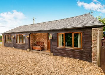 Thumbnail 3 bedroom detached bungalow for sale in Goosetree Estate, Rings End, Wisbech