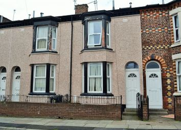 Thumbnail 3 bed terraced house to rent in Burns Street, Bootle
