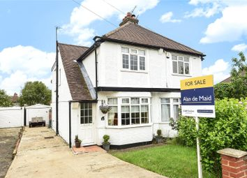 Thumbnail 2 bedroom semi-detached house for sale in Littlejohn Road, Orpington