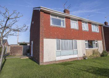 Thumbnail 3 bed semi-detached house for sale in Holmoak Road, Keynsham, Bristol