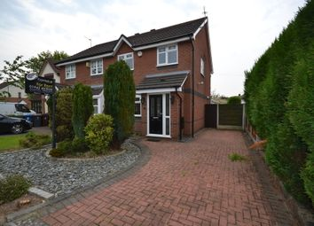 Thumbnail 3 bed semi-detached house for sale in Shearwater Avenue, Astley, Tyldesley, Manchester