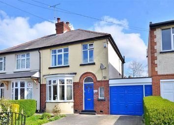 Thumbnail 3 bed link-detached house for sale in Meadowhead, Sheffield, Yorkshire