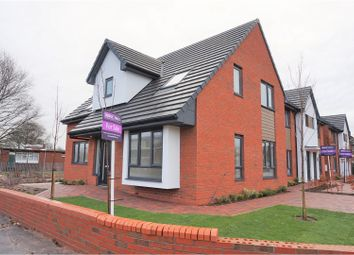 Thumbnail 3 bed detached house for sale in Weston Grove, Chester