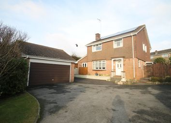 Thumbnail 5 bed detached house for sale in Woodside Close, Ivybridge