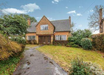 Thumbnail 3 bed detached house for sale in Busbridge, Godalming, Surrey