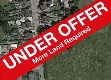 Thumbnail Land for sale in Broughton Road, Crewe, Cheshire
