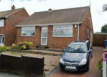Thumbnail 2 bed detached bungalow for sale in Newport Crescent, Mansfield