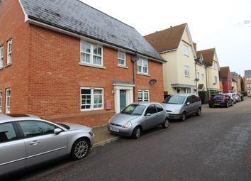 Thumbnail 2 bedroom flat to rent in Rouse Way, Colchester