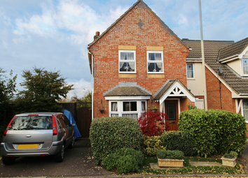 Thumbnail 3 bed terraced house for sale in Samphire, Hamilton, Leicester, Leicestershire