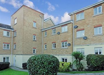 Thumbnail 2 bed flat for sale in Coniston Avenue, Purfleet, Essex
