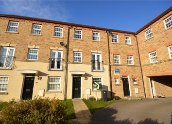 Thumbnail 3 bed terraced house for sale in Squirrel Chase, Witham St Hughs, Lincoln