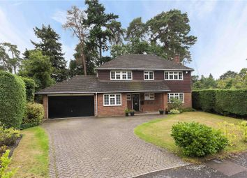 Thumbnail 4 bedroom detached house for sale in Armitage Court, Sunninghill, Berkshire