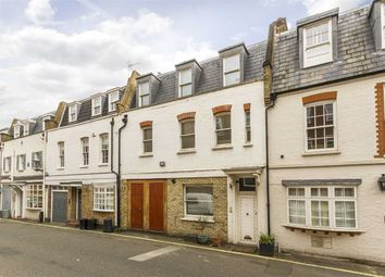 Thumbnail 4 bedroom property for sale in Devonshire Place Mews, London