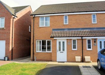 Thumbnail 3 bedroom semi-detached house to rent in Spruce Way, Staynor Hall, Selby
