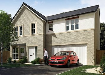 "Thumbnail 5 bed detached house for sale in ""The Cotham"" at Finchale Road, Framwellgate Moor"