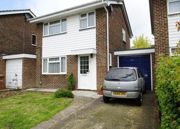 Thumbnail 3 bed detached house to rent in Laverstoke Close, Rownhams, Southampton