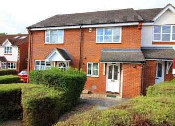 Thumbnail 2 bedroom terraced house to rent in Walney Place, Tattenhoe, Milton Keynes