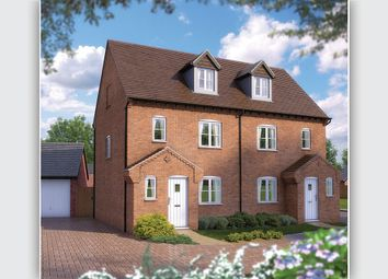 "Thumbnail 3 bed property for sale in ""The Tetbury"" at Bishopton Lane, Bishopton, Stratford-Upon-Avon"
