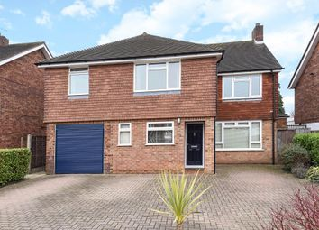 Thumbnail 4 bedroom detached house for sale in Pine Wood, Lower Sunbury