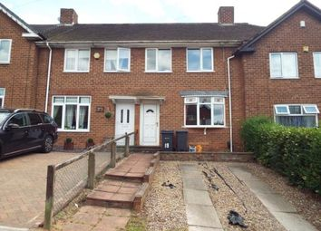 Thumbnail 2 bed terraced house for sale in Dunslade Road, Erdington, Birmingham, West Midlands