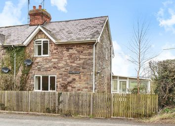 Thumbnail 3 bed semi-detached house for sale in Hay On Wye 5 Miles, West Herefordshire
