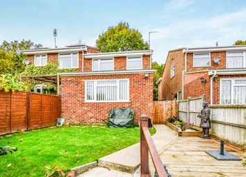 Thumbnail 3 bed semi-detached house for sale in Forest Close, Crawley Down, Crawley
