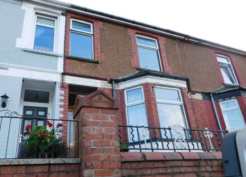 Thumbnail 3 bed terraced house to rent in Tyllwyd Place, Newbridge, Newport