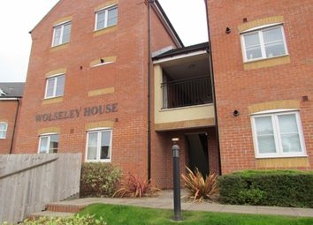 Thumbnail 2 bed duplex for sale in Wolseley House, Hindley View, Rugeley