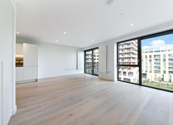 John Cabot House, Royal Wharf, London E16. Studio for sale