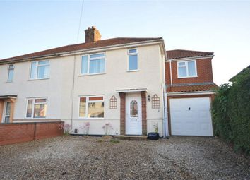 Thumbnail 4 bed semi-detached house for sale in Harlington Avenue, Hellesdon, Norwich