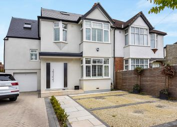 Thumbnail 5 bed semi-detached house for sale in Elm Walk, London