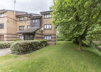 Thumbnail 2 bed flat for sale in Harp Island Close, Neasden