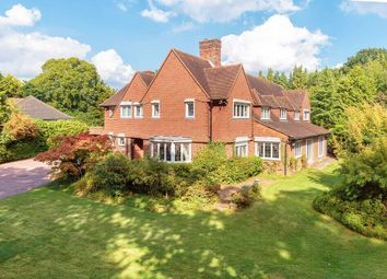 Thumbnail 7 bed detached house for sale in Wilmerhatch Lane, Epsom