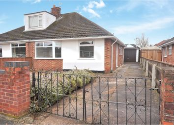 Thumbnail 2 bed semi-detached bungalow for sale in Kiddier Avenue, Scartho