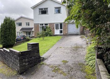 Thumbnail 3 bed detached house for sale in Cwm Alarch, Mountain Ash
