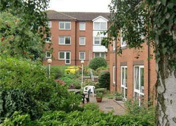 Thumbnail 1 bed flat to rent in Goldsmere Court, Fentiman Way, Hornchurch, Essex