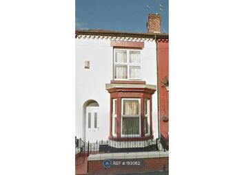 Thumbnail 2 bedroom terraced house to rent in Needham Road, Liverpool
