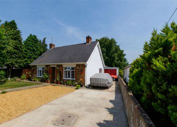 Thumbnail 3 bed detached bungalow for sale in Wistow Toll, Wistow, Huntingdon