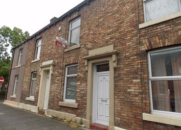 Thumbnail 2 bed terraced house to rent in Edward Street, Carlisle, Carlisle