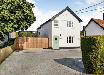 Thumbnail 3 bed detached house for sale in New Street, Stradbroke, Eye