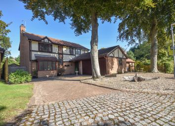 Thumbnail 4 bedroom detached house for sale in Rydal Gardens, West Bridgford, Nottingham