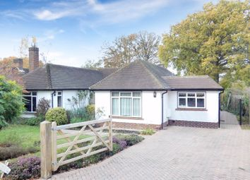 Thumbnail 3 bed detached bungalow for sale in Orchard Close, East Horsley, Leatherhead