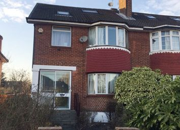 Thumbnail 6 bed semi-detached house for sale in Perryn Road, East Acton